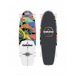 "Quiksilver Tropics 31"" Surfskate Completo"