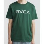 Rvca Big Rvca green 2020 camiseta