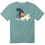 Vissla Waikikooks jade 2021 camiseta