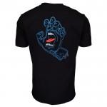 Santa Cruz Void Hand black 2022 camiseta