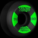 Bones 100´s #4 V5 54mm black Ruedas de skateboard