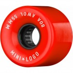 Mini logo AWOL 55mm 80A red Ruedas de skateboard