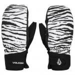 Volcom Vco Nyle white tiger 2021 manoplas de snowboard
