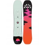 Burton Yeasayer Smalls 2021 Tabla de snowboard de mujer