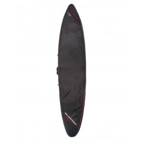 """Ocean & Earth Aircon gun cover black red 9.6"""" funda surf"""