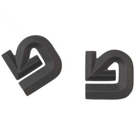 Burton Al logo mat black pad