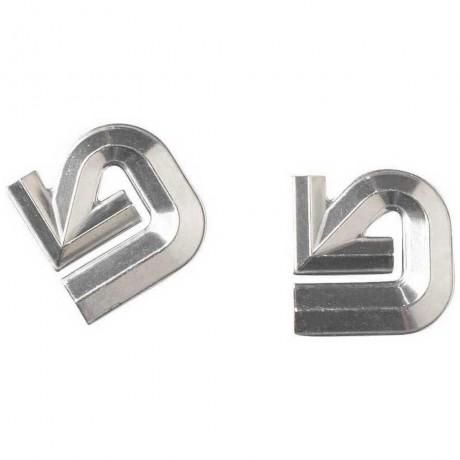 Burton Al logo mat silver pad