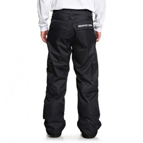 Dc Banshee black kvj0 2020 pantalón de snowboard