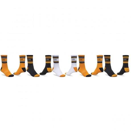 Globe Bengal crew 5 pack calcetines