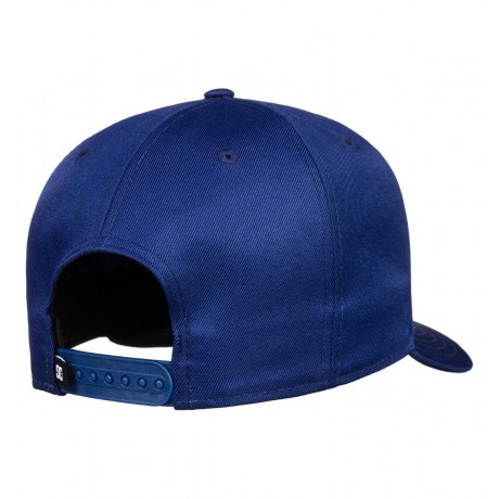 Dc Empire fielder nautical blue bqr gorra