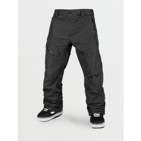 Volcom L Gore-tex black static 2021 pantalón de snowboard