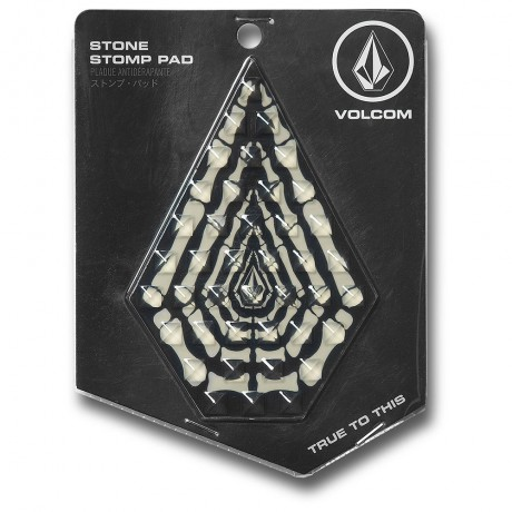 Volcom stone stomp black combo pad