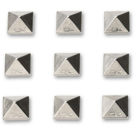 Dakine Pyramid studs chrome chrome pad