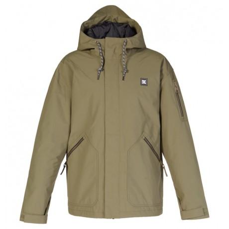 Dc Franchise olive crh6 2020 guantes de snowboard