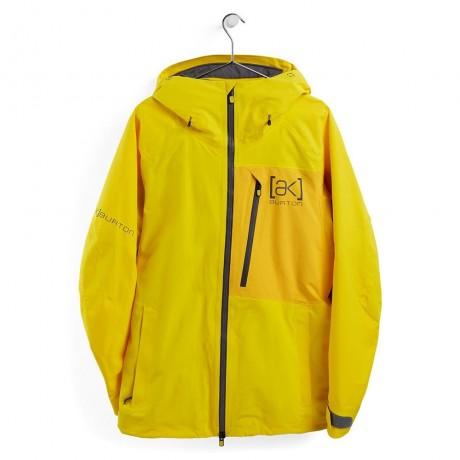 Burton Ak Gore Cyclic  cyber yellow 2021 chaqueta de snowboard