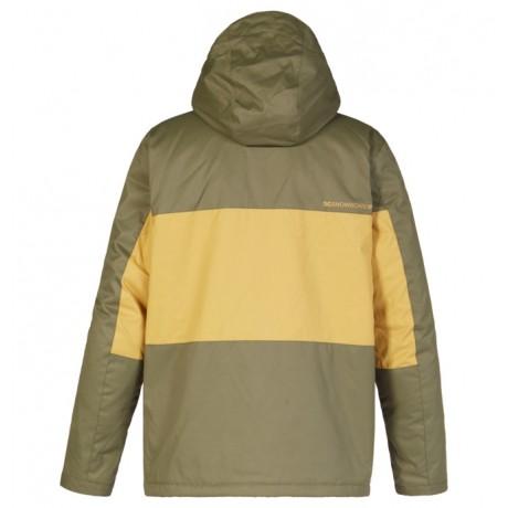 Dc Defy frost gray slr 2021 chaqueta de snowboard