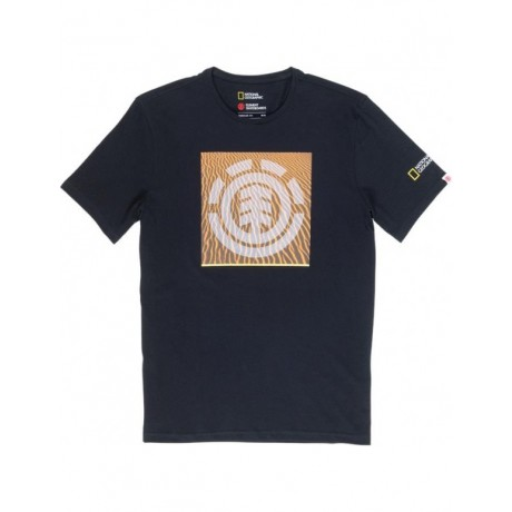 Element Dunes icon black 2020 camiseta