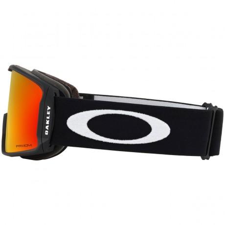Oakley Line Miner Matte black prizm torch 2021 gafas de snowboard