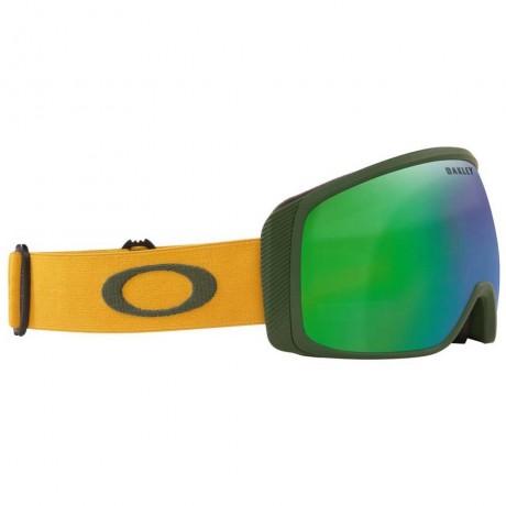 Oakley Flight Tracker XM dark brush mustard prizm jade 2021 gafas de snowboard