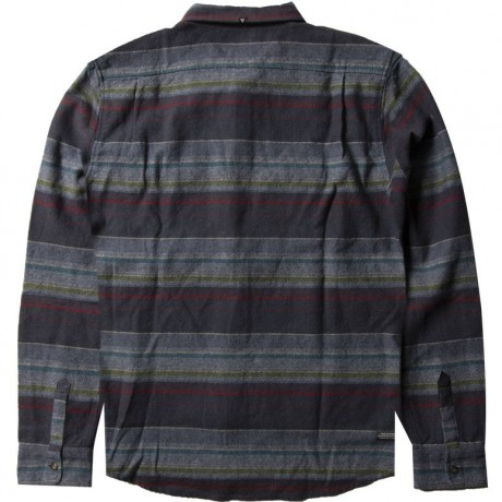 Globe Flaming black 2019 camisa