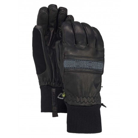 burton free range glove black 2018 guantes de snowboard de mujer