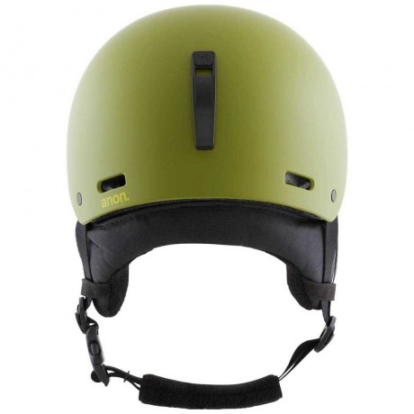 Anon Raider green 2021 casco de snowboard