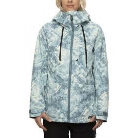 686 Athena insulated goblin blue 2021 chaqueta de snowboard de mujer