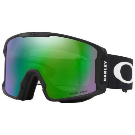 Oakley Line Miner Matte black prizm jade 2021 gafas de snowboard