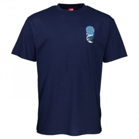 Santa Cruz Dot Group navy 2021 camiseta