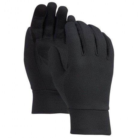 Burton Gore underglove black 2021 guantes de snowboard
