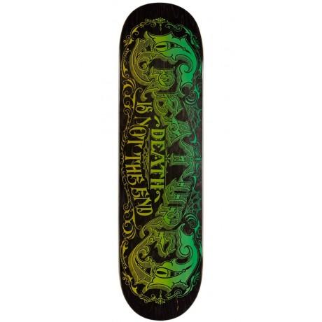 Creature Not the end Hard Rock maple Tabla de skateboard