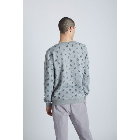 Tiwel Hands on grey 2020 sudadera