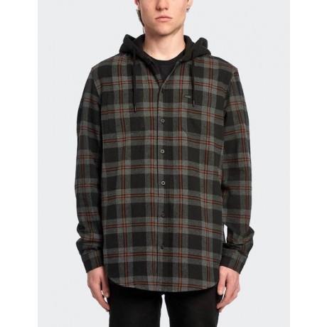 Globe Hudson grey marle 2021 camisa
