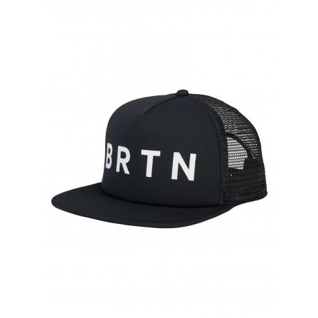 burton i-80 black 2018 gorra