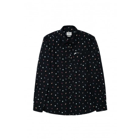 Tiwel Joy Books black 2019 camisa