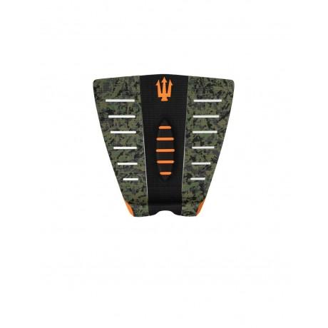 Nomadas FarKing Lo Rider black camo orange Grip de surf