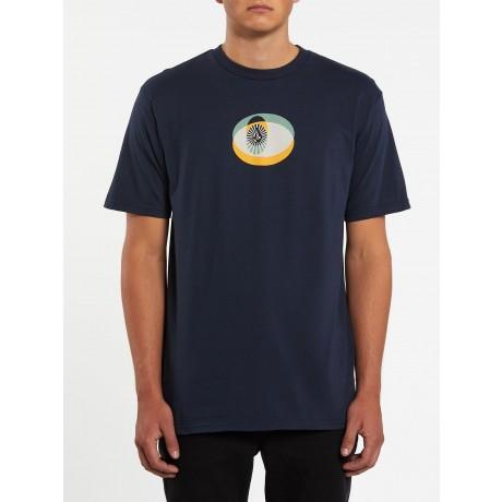 Volcom Laps navy 2021 camiseta