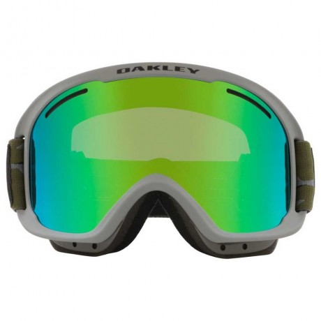 Oakley O frame Pro XM grey brush camo w jade iridium 2021 gafas de snowboard