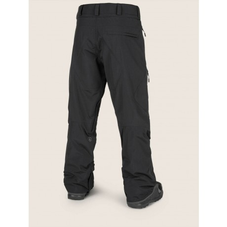 Volcom L Gore-tex black 2021 pantalón de snowboard
