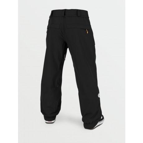 Volcom Longo Gore-tex black 2021 pantalón de snowboard