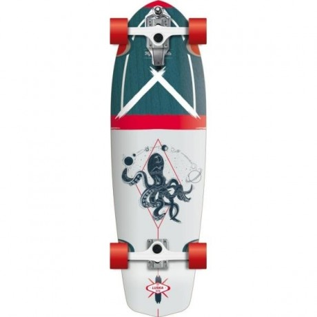 "Flying wheels Luska 31.5"" Surfskate"
