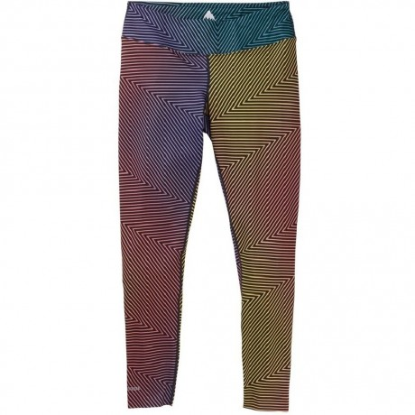 Burton midweight gradient spun out 2020 pantalón térmico de snowboard de mujer