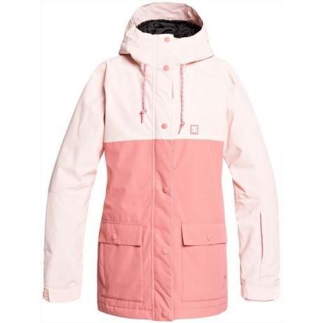 Dc Cruiser peach whip mek0 2020 chaqueta de snowboard de mujer