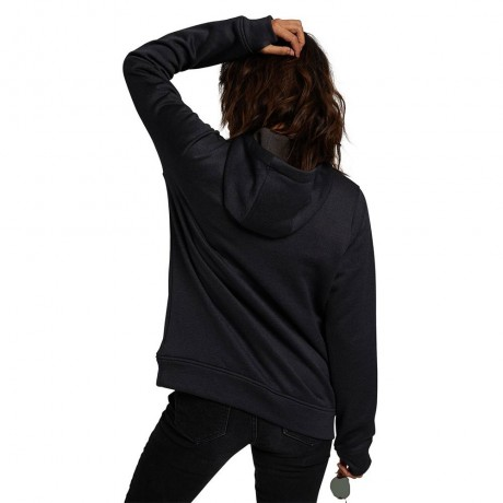 Burton Oak pullover grey heather 2021 sudadera técnica de mujer