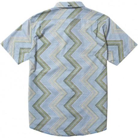 vissla raised by waves azul 2016 camisa