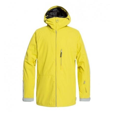Dc Retrospect warm olive ghd 2020 chaqueta de snowboard
