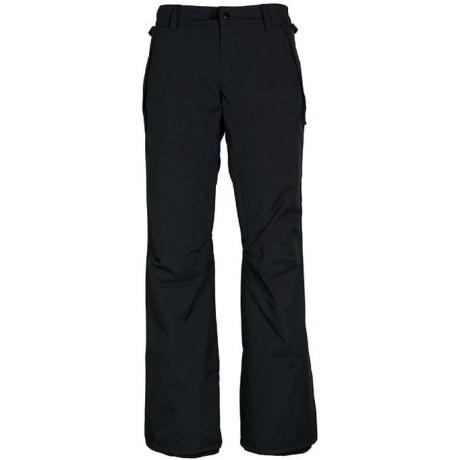 686 Standard shell black 2021 pantalón de snowboard de mujer