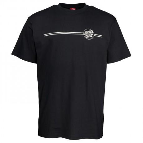 Santa Cruz Opus dot stripe 2021 camiseta