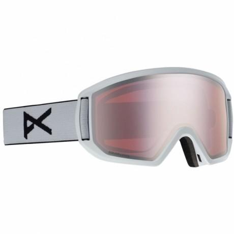 Anon Relapse White / Sonar silver 2020 gafas de snowboard