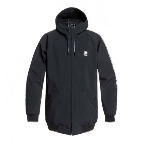 Dc Spectrum black kvj0 2020 chaqueta de snowboard